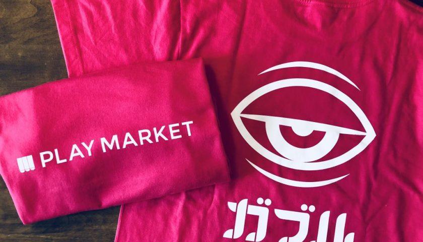 ガブルTシャツ プレイマーケット ボードゲーム ゲームマーケット